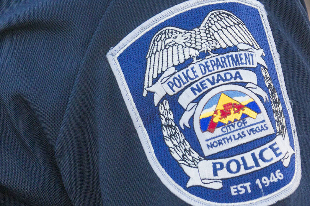 North Las Vegas police recruit reached for gun during DUI