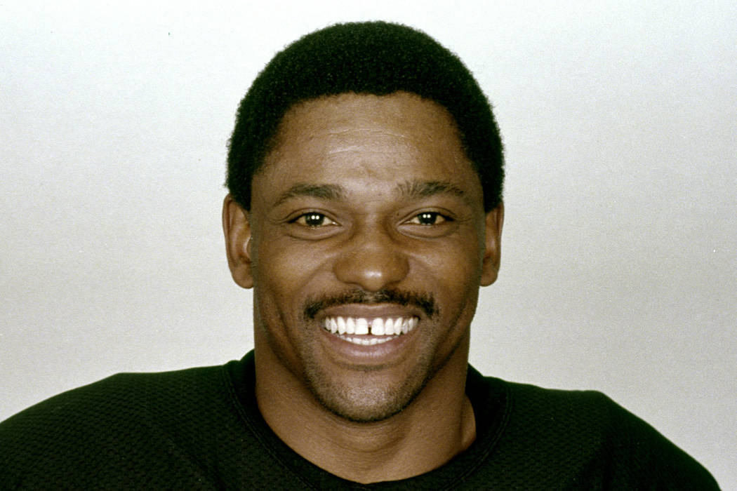 Oakland Raiders wide receiver Cliff Branch in 1981. (AP Photo/NFL Photos)