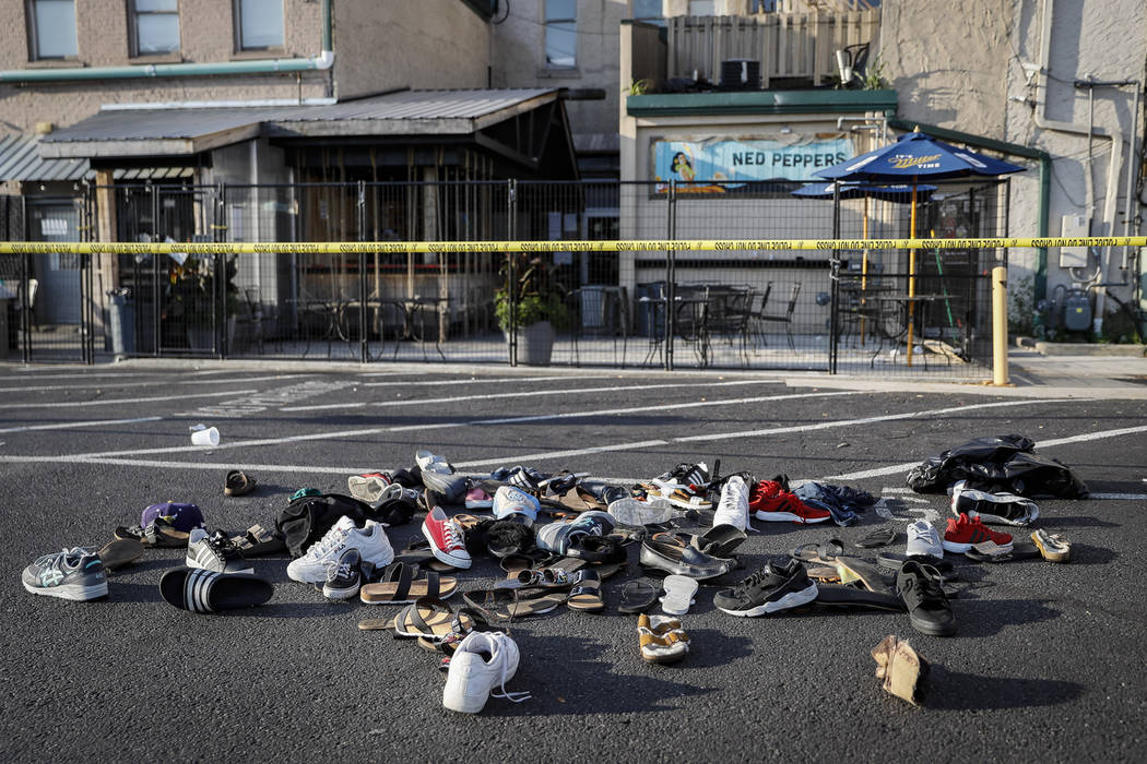 Shooter Kills 9 In Ohio Including His Sister Las Vegas Review Journal