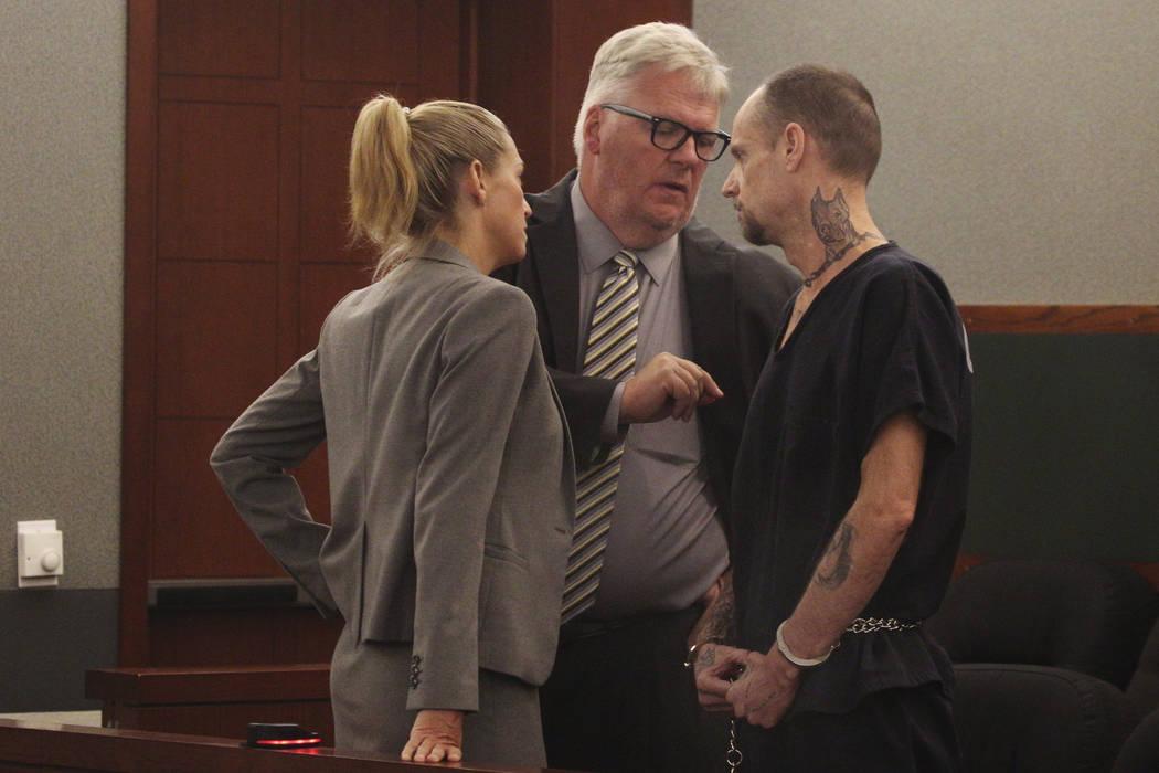 Las Vegas 94 >> Man Pleads Guilty In 94 Rape Murder Of Las Vegas Girl 7