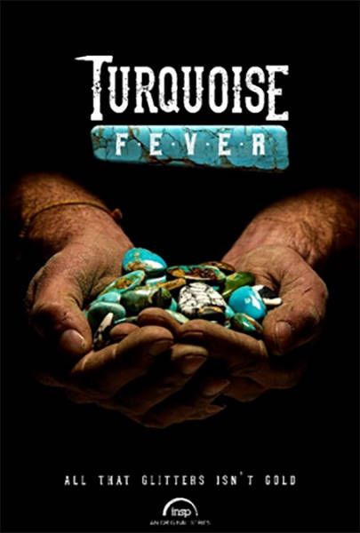 """Turquoise ""Fever,"" which premieres on Wednesday, took five years to get to the screen. (INSP)"