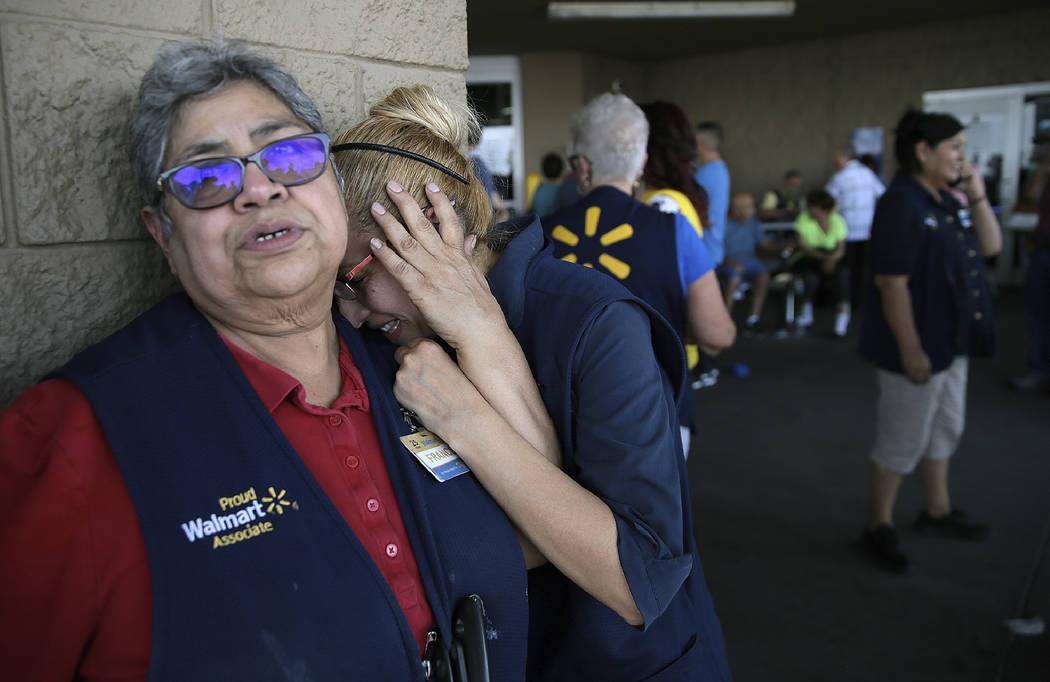 Walmart reviewing how to respond to active shooters | Las Vegas