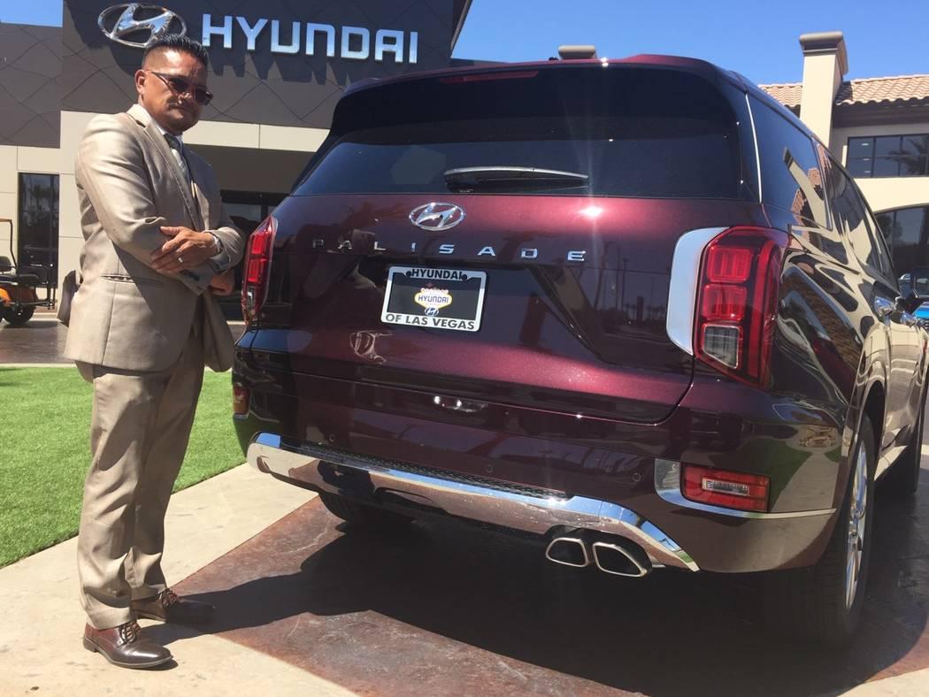 Hyundai Dealership Las Vegas >> Hyundai Of Las Vegas Moves Into New Building Las Vegas