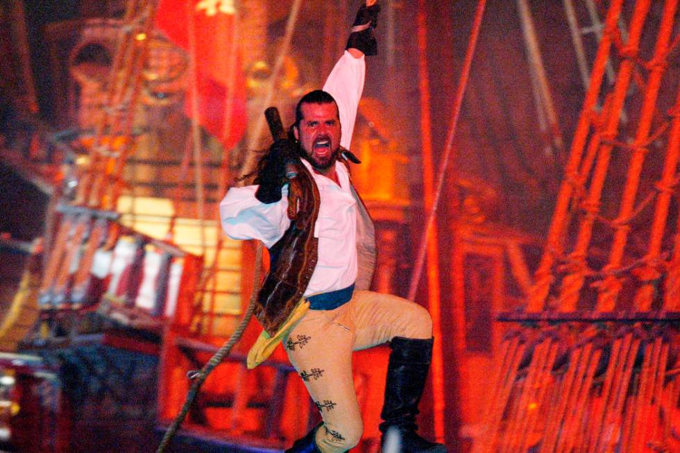 Do you remember when Treasure Island featured a pirate theme? Captain Greg Zuniga sure does, as ...
