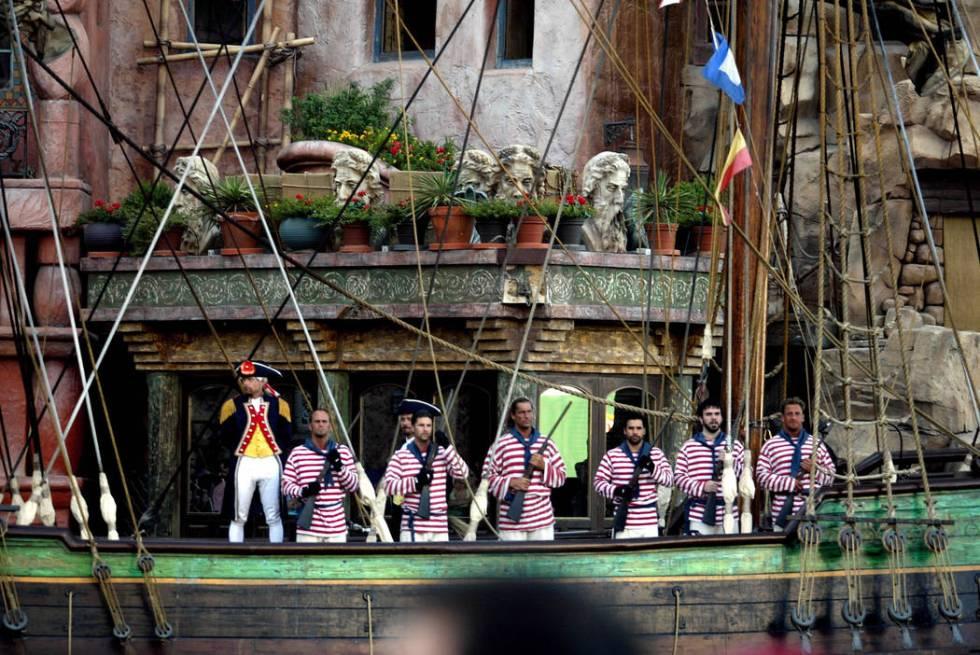 Treasure Island Pirate Show 2020.Treasure Island S Pirate Show On Las Vegas Strip Las Vegas