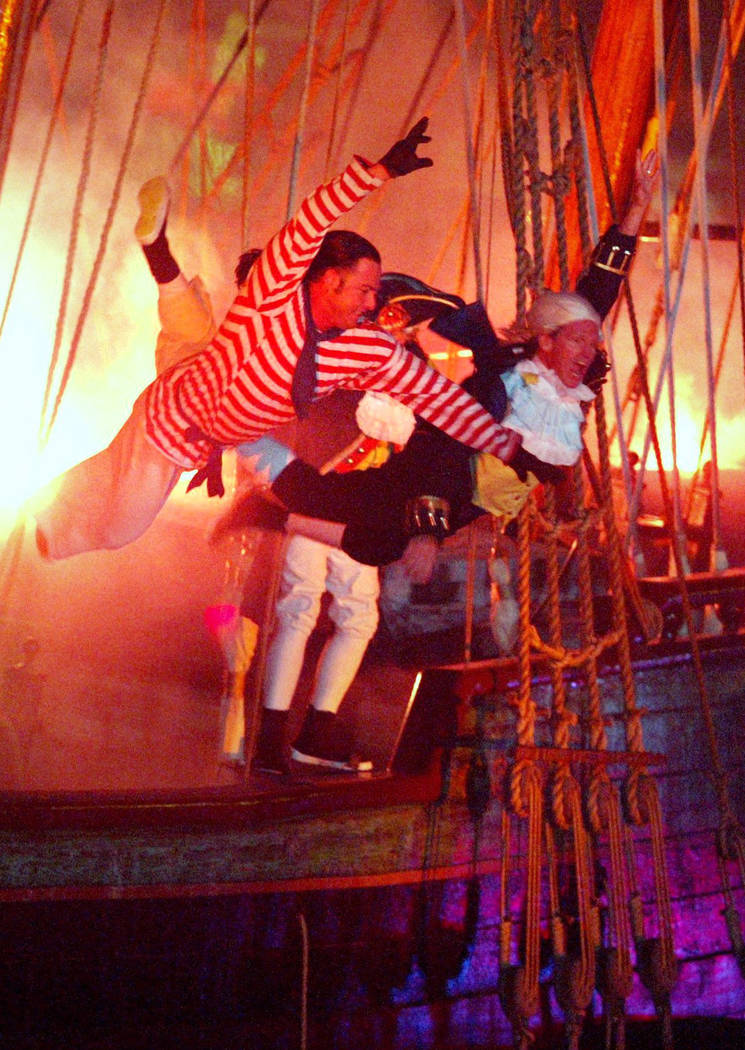 Cast members jumped ship for the last time on July 6, 2003.