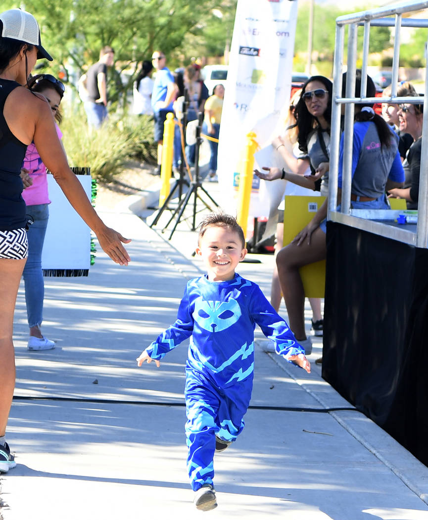 The Candlelighters Superhero 5K has activities for all ages. It is planned for Sept. 14 event a ...