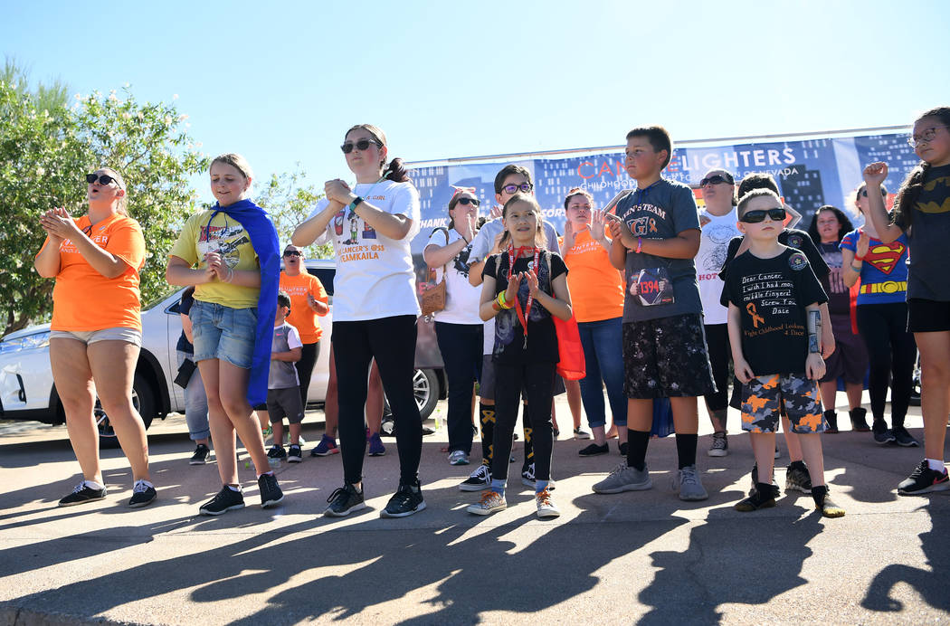 Candlelighters Superhero 5K will be held Sept. 14 at Mountain's Edge. There is still time to ...
