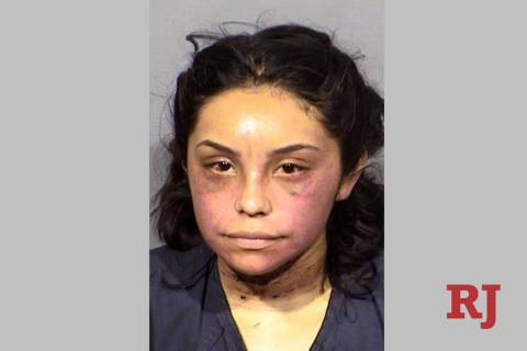 Cristina Moya (Las Vegas Metropolitan Police Department)