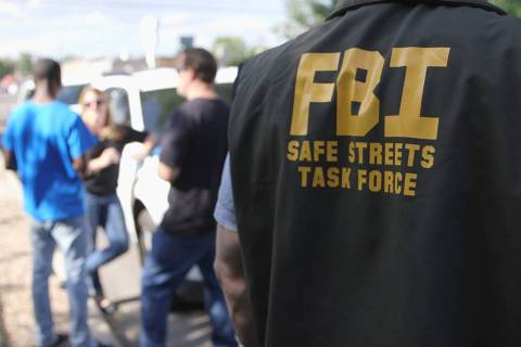 FBI victim specialists, pictured in Denver, were an integral part of Operation Independence Day ...