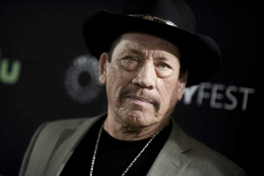 "FILE - In this Sept. 9, 2016 file photo, Danny Trejo attends the ""From Dusk till Dawn: The ..."