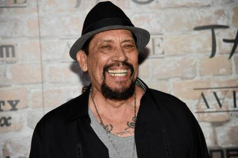 FILE - In this March 16, 2017 file photo, actor Danny Trejo arrives at the TAO, Beauty and Esse ...