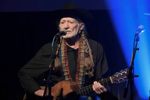 In a Feb. 6, 2019, file photo, Willie Nelson performs at the Producers & Engineers Wing 12th An ...
