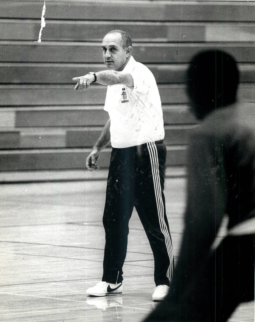 Jerry Tarkanian was an American basketball coach. He coached college basketball for 31 seasons ...