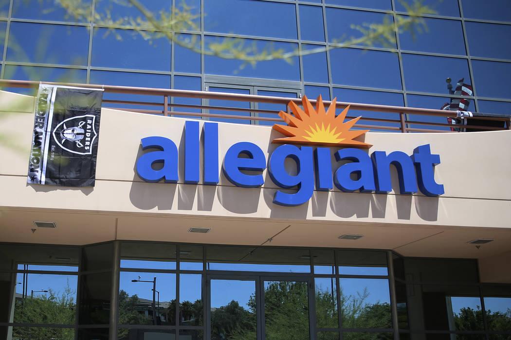 Allegiant sees benefits from Las Vegas stadium deal | Las Vegas