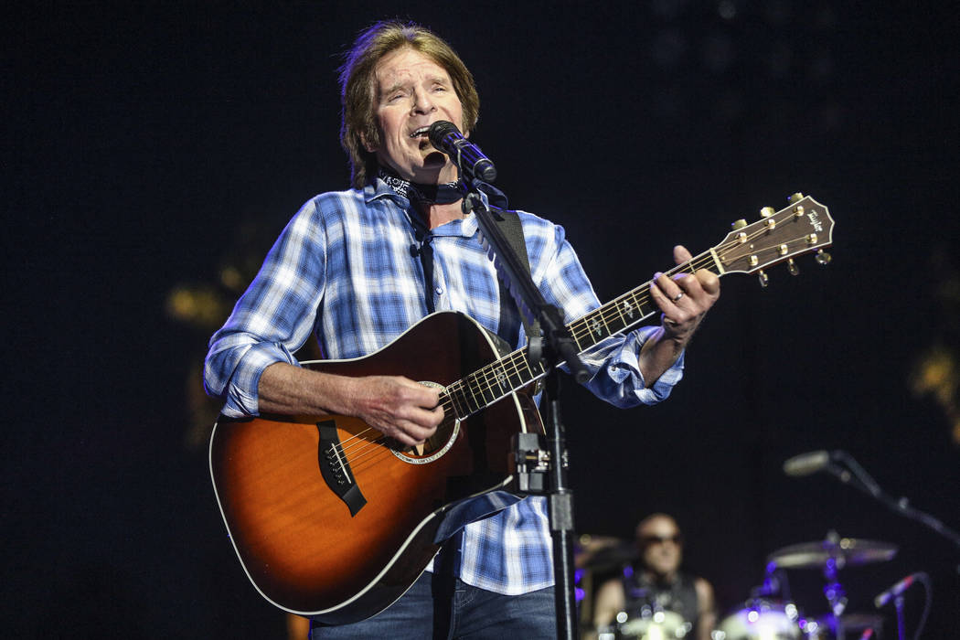 In this April 30, 2016 file photo, John Fogerty performs at the 2016 Stagecoach Festival in Ind ...