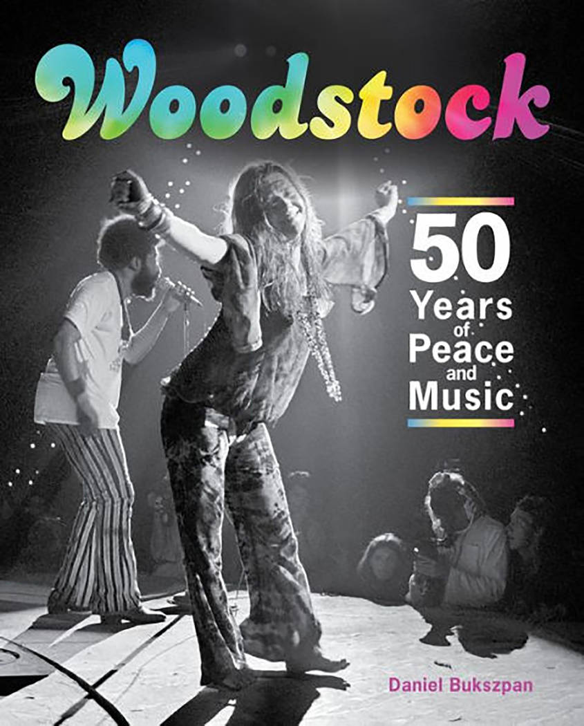 """Woodstock: 50 Years of Peace and Music"" (Charlesbridge)"