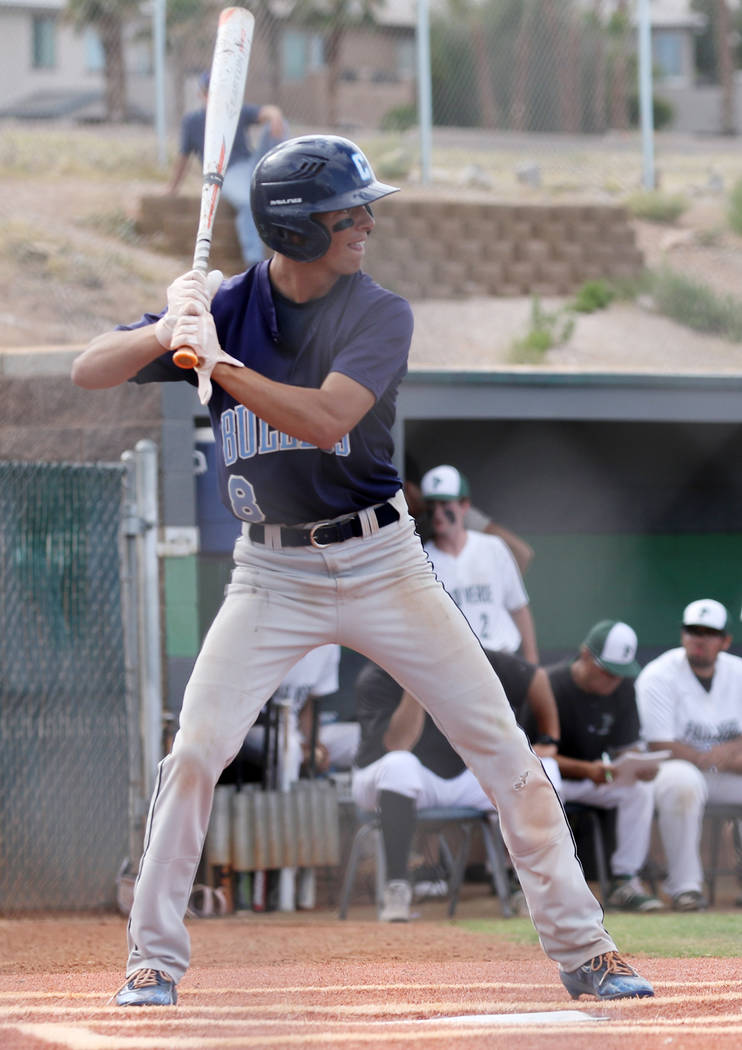Centennial High School's Dallan Cave, who played on the Mountain Ridge team during the 2014 Lit ...
