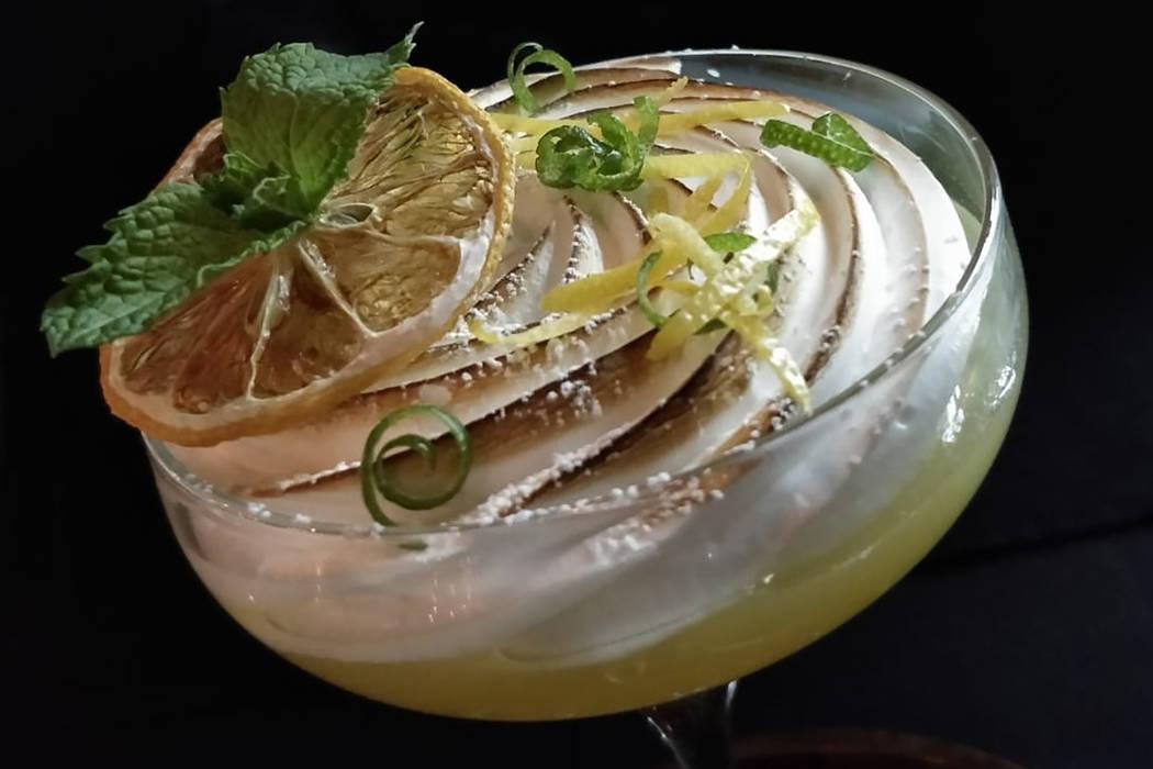 Gourmet Lemon cocktail (Partage)