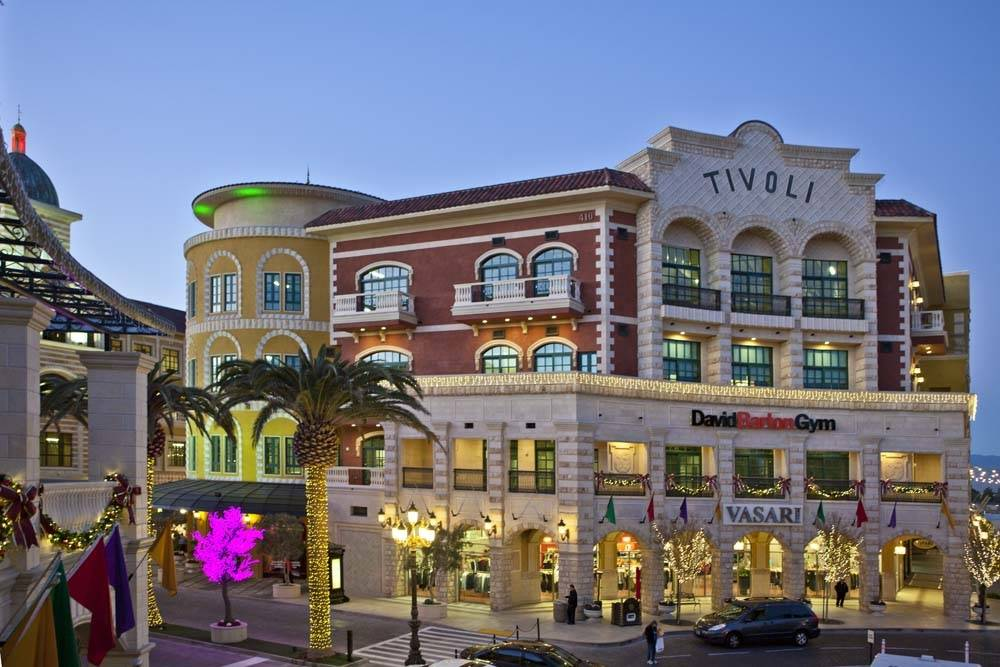 Lexicon Bank has opened its doors at retail and office complex Tivoli Village in Las Vegas, see ...