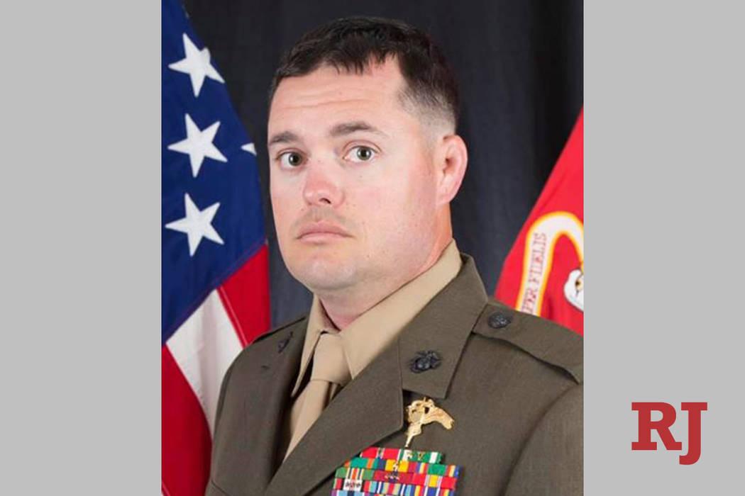 Gunnery Sgt. Scott A. Koppenhafer (U.S. Department of Defense)