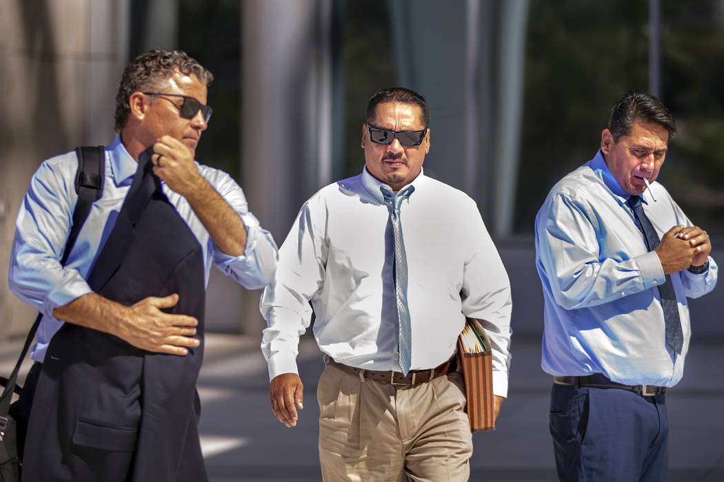 Trial begins for gang members accused in fatal Sparks casino