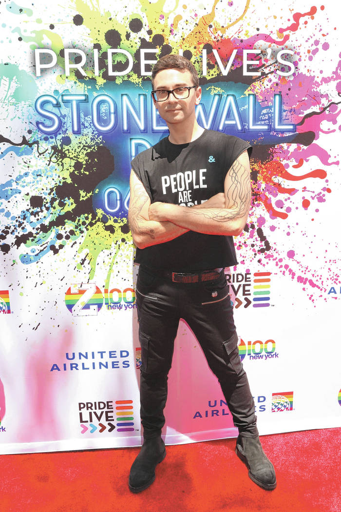 Christian Siriano attends the second annual Stonewall Day honoring the 50th anniversary of the ...