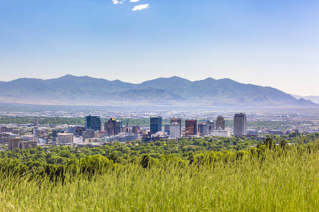 Salt Lake City (Getty Images)