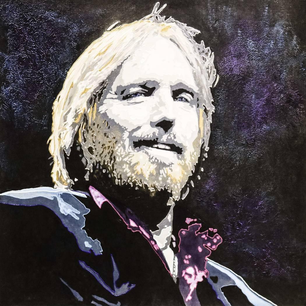 """""""Tom Petty"""" by Rick Allen"""