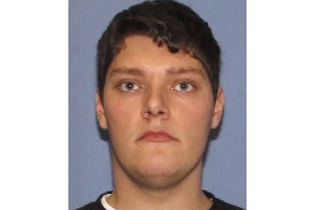 This undated file photo provided by the Dayton Police Department shows Connor Betts, the 24-yea ...