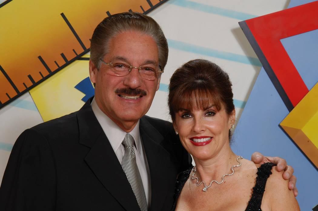 Morgan Cashman, founder of Cashman Photo, is shown with his wife, Karen. Morgan Cashman co-foun ...