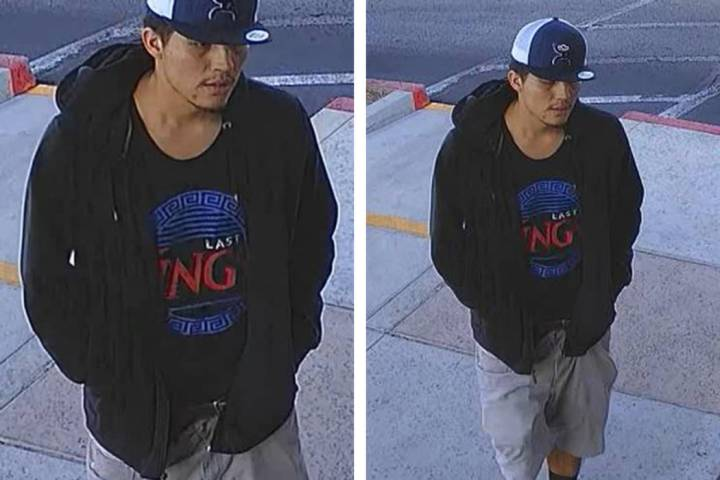 Police are looking for this man in relation to an armed robbery that occurred Tuesday, Aug. 13, ...