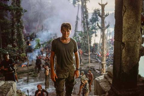 "This image provided by Zoetrope Corp. shows Martin Sheen in a scene from ""Apocalypse Now Final ..."