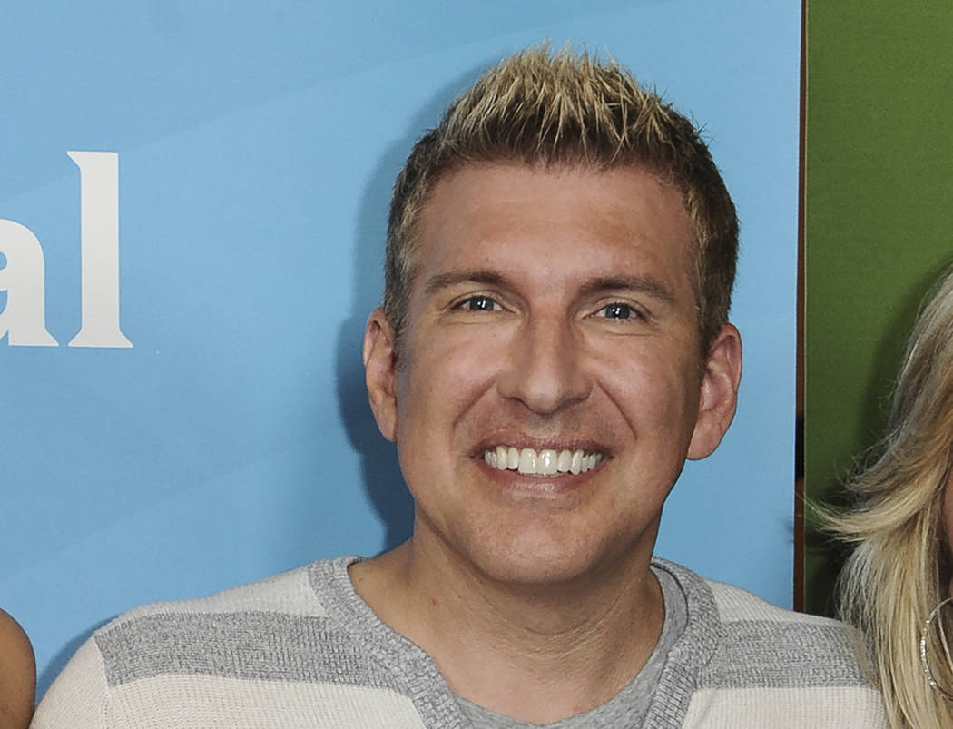 FILE - In this July 14, 2014, file photo, Todd Chrisley attends the NBC 2014 Summer TCA at the ...