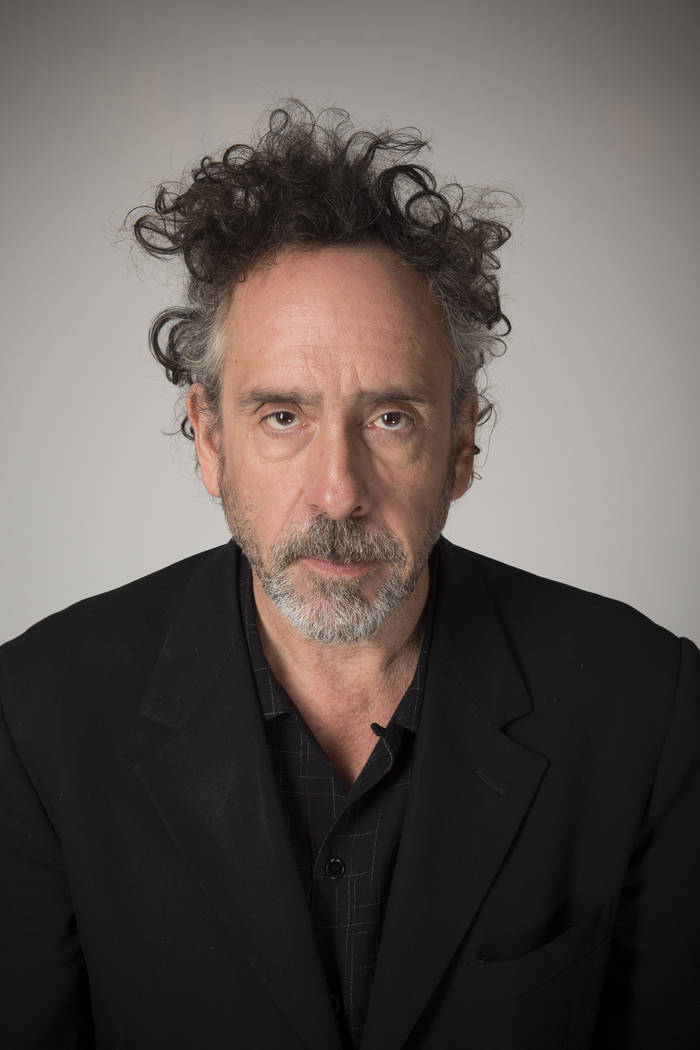 """""""Tim Burton @ the Neon Museum"""" will be an exhibition of original artwork by the American film d ..."""