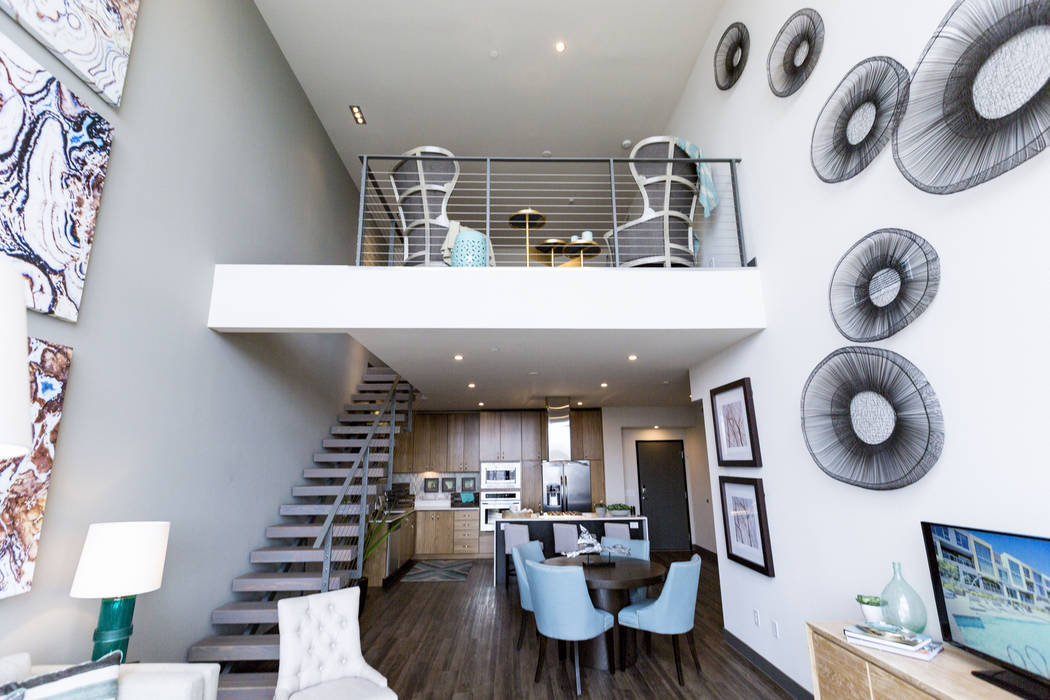 Vantage Lofts luxury apartments offers a variety of floor plans. (RJRealEstate File Photo)