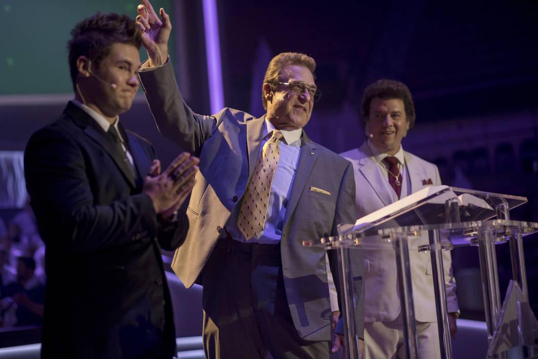 "Adam DeVine, John Goodman, Danny McBride in ""The Righteous Gemstones."" (Fred Norris/HBO)"