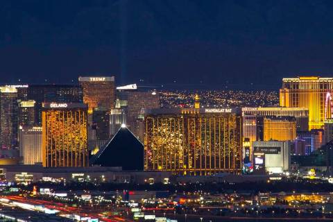 The Southern Nevada Health District has confirmed case of the measles in a Las Vegas visitor wh ...