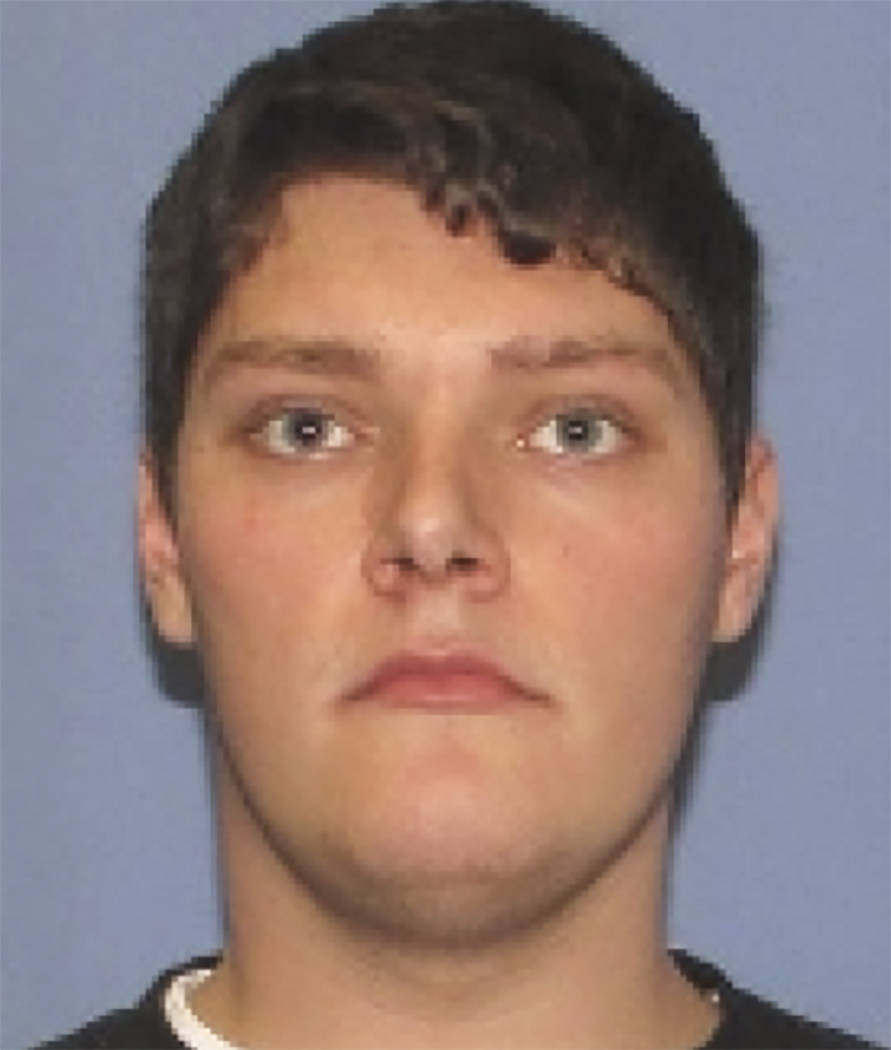 File-This undated file photo provided by the Dayton Police Department shows Connor Betts. The J ...