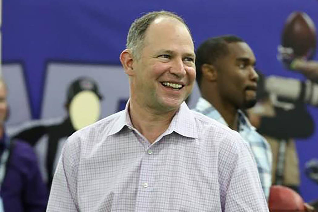 ESPN fantasy sports writer Matthew Berry. Courtesy photo.