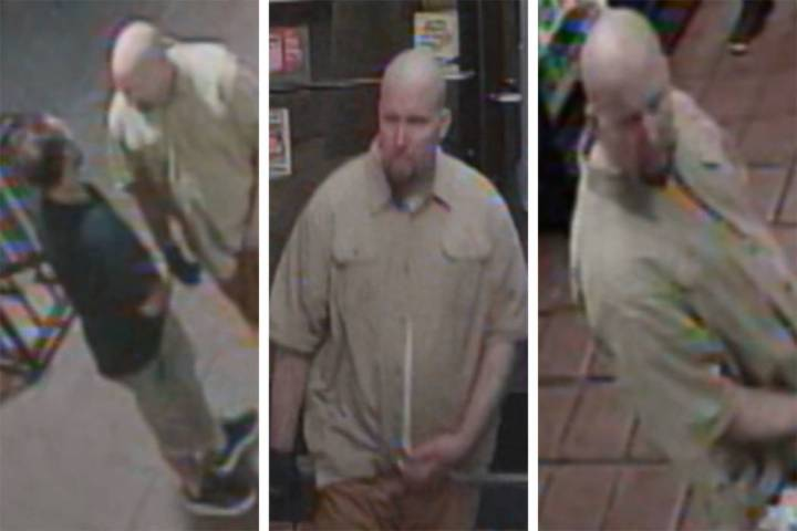 Police are looking for suspects in a robbery that occurred Monday, July 22, 2019, on the 4000 b ...