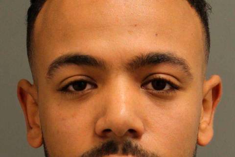 This photo provided by Chester County District Attorney's Office shows Ahmed Elgaafary. Elgaaf ...