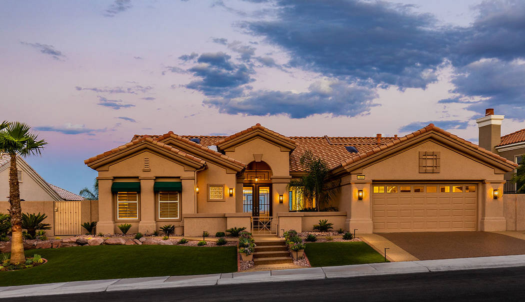 Robert Allen and Doralee Rae have remodeled homes for a hobby. They say this one in Sun City Su ...