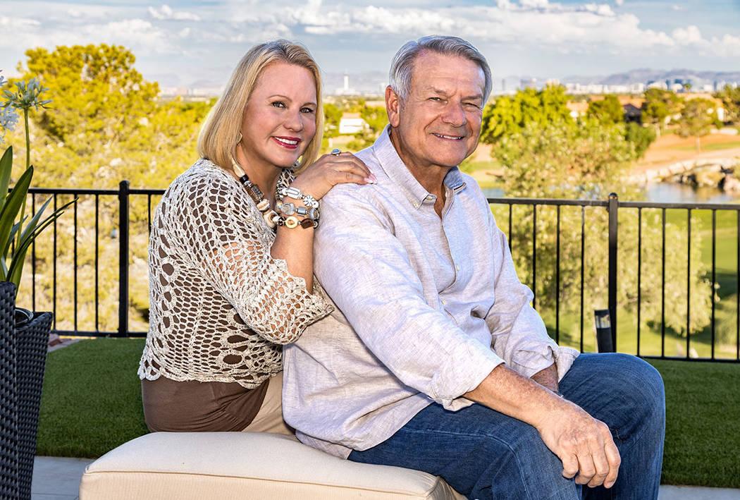 Robert Allen and Doralee Rae. (David Reisman Real Estate Millions)