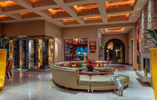 Robert Allen and Doralee Rae sold their Red Rock Country Club home for its list price of $2.2M. ...