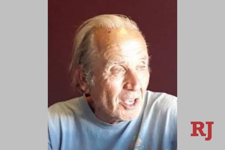 William (Bill) Jones (Boulder City Police Department)