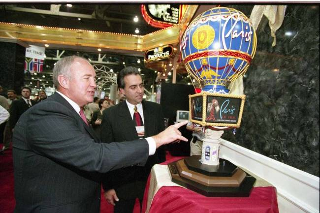 More than 500 of the resort's employees have worked there since day one, a Caesars spokeswoma ...