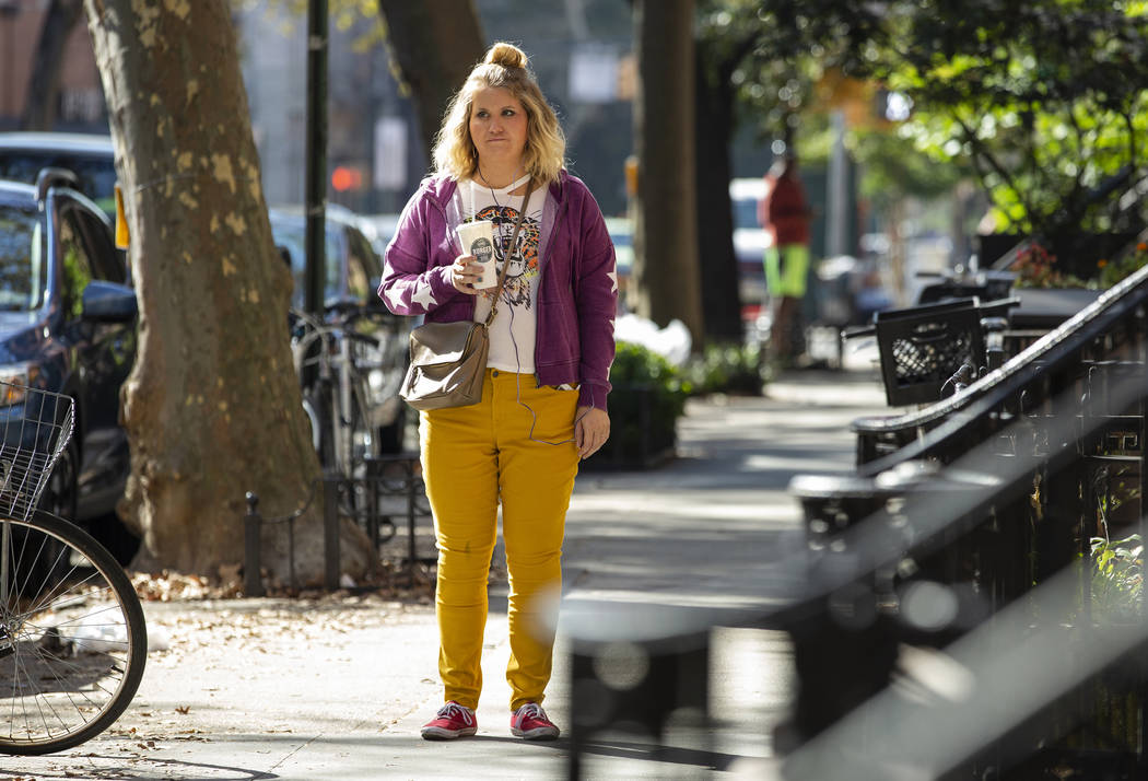 "This image released by Amazon Studios shows Jillian Bell, who plays Brittany in the film "" ..."