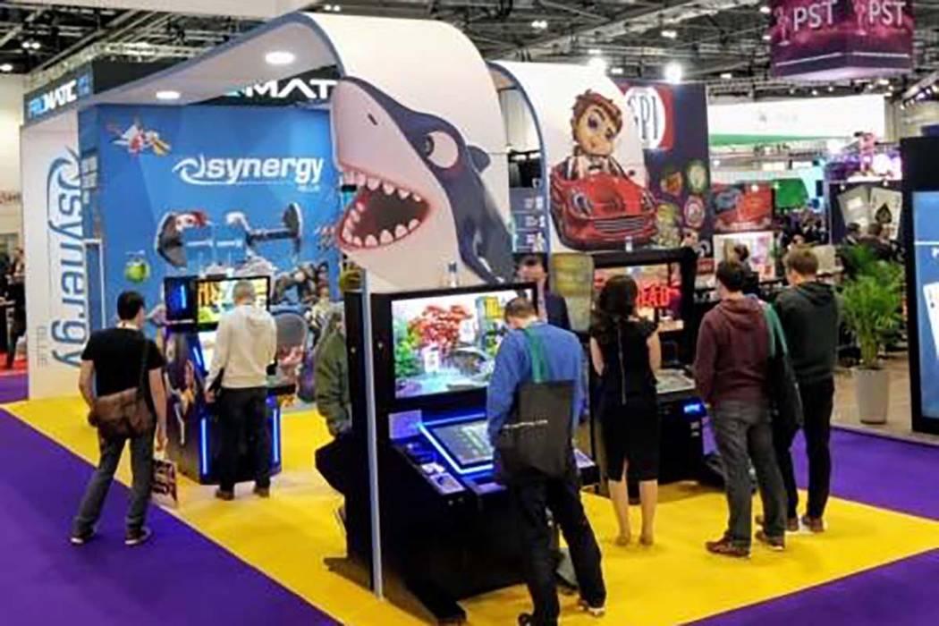 SynergyBlue,creatorofarcade-stylecasinogames, is relocating from California to Las ...