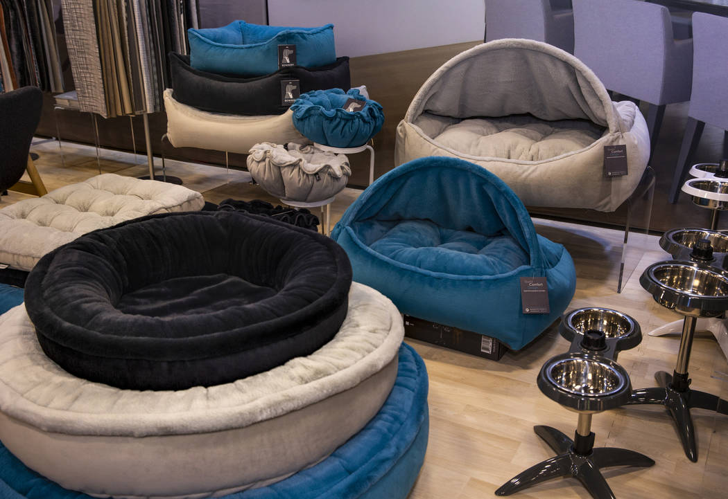 Bowsers, a Dog's World of Luxury, offers contemporary furniture as some of the new items at the ...